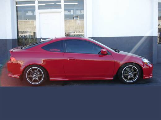2005 acura rsx type s for sale las vegas nevada. Black Bedroom Furniture Sets. Home Design Ideas