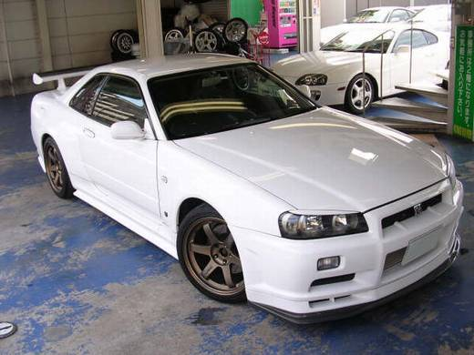 1999 nissan skyline gtr r34 for sale in california autos post. Black Bedroom Furniture Sets. Home Design Ideas