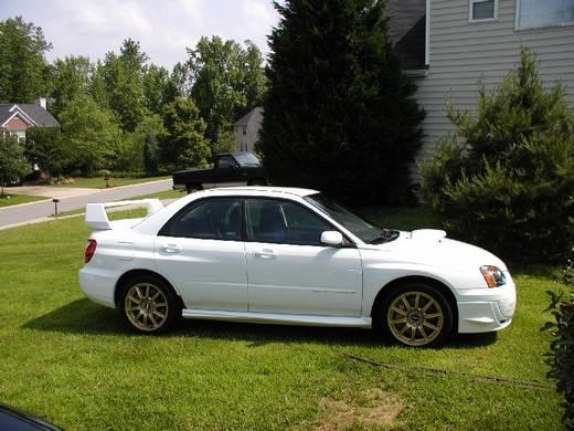 2004 Subaru Impreza STi 700 Hp For Sale