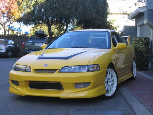 2000 acura integra type r for sale campbell california. Black Bedroom Furniture Sets. Home Design Ideas