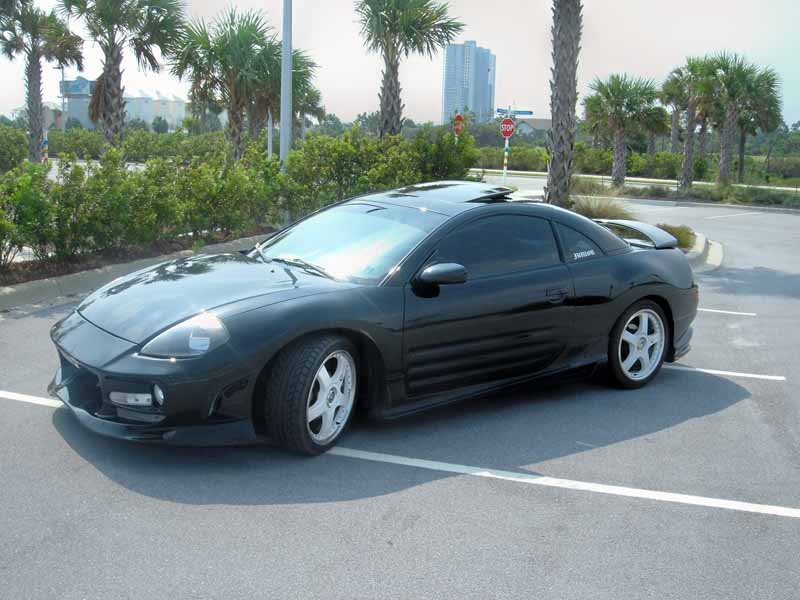 2000 mitsubishi eclipse gt for sale p c beach florida. Black Bedroom Furniture Sets. Home Design Ideas