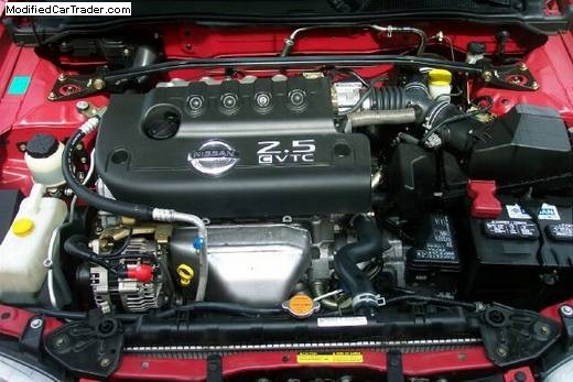 2002 Nissan Sentra Se-R For Sale   Oceanside California