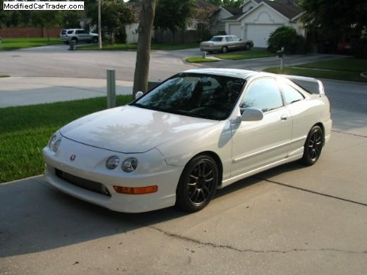 1998 Acura Integra GSRT For Sale  Tampa Florida