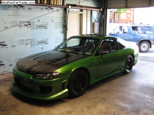 1989 nissan 240sx for sale douglass pennsylvania. Black Bedroom Furniture Sets. Home Design Ideas