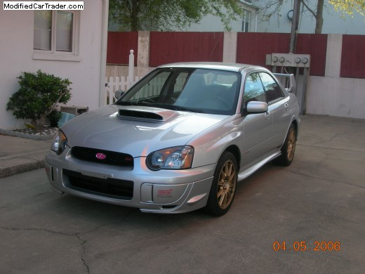 2005 subaru impreza sti for sale myrtle beach south carolina. Black Bedroom Furniture Sets. Home Design Ideas