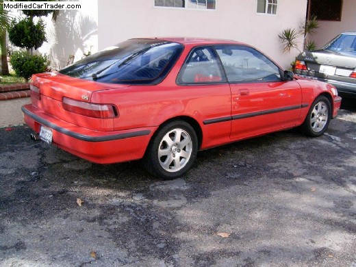 1990 Acura Integra XSi For Sale   Phoenix Arizona