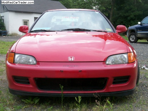 1993 honda civic ex for sale. Black Bedroom Furniture Sets. Home Design Ideas