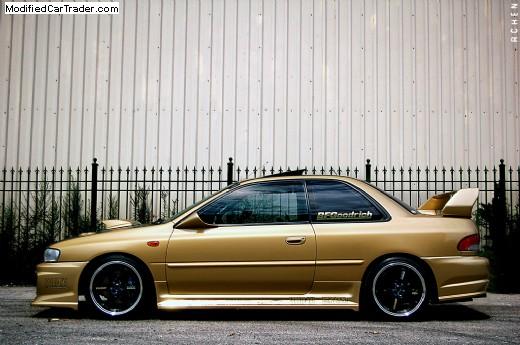 2000 Subaru Impreza 2.5RS For Sale | Chicago Illinois
