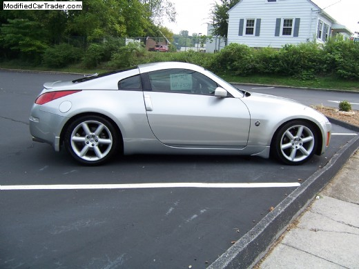 2003 Nissan 350z For Sale Knoxville Tennessee