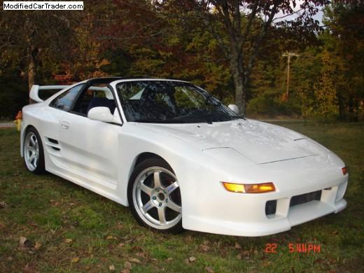 1992 Toyota MR2 jdm turbo For Sale  Hickory North Carolina