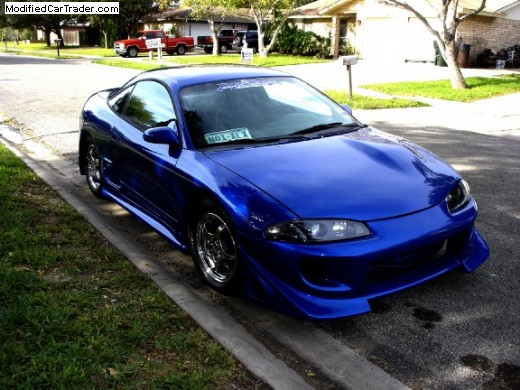 1995 mitsubishi eclipse rs for sale corpus christi texas. Black Bedroom Furniture Sets. Home Design Ideas