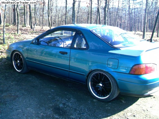 1992 Toyota Paseo Modified For Sale Keyser West Virginia