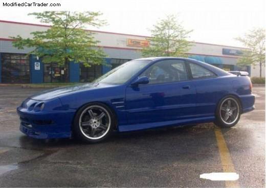 Acura Integra Pm on 1994 Acura Integra Blue