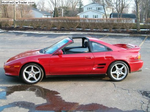 1991 toyota mr2 turbo for sale akron ohio. Black Bedroom Furniture Sets. Home Design Ideas