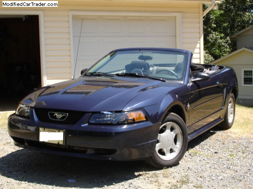 2001 ford mustang v6 for sale saint leonard maryland. Black Bedroom Furniture Sets. Home Design Ideas