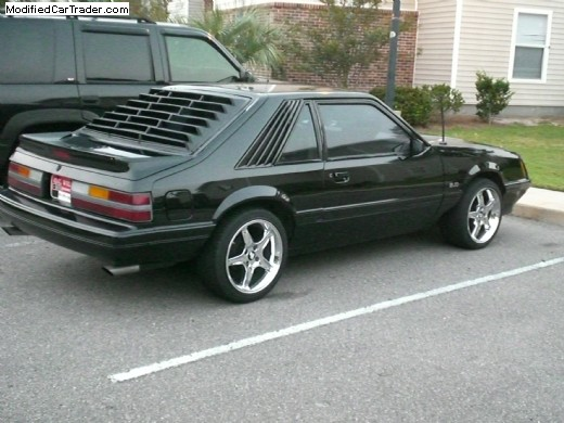 1986 ford mustang gt for sale ladys island south carolina. Black Bedroom Furniture Sets. Home Design Ideas