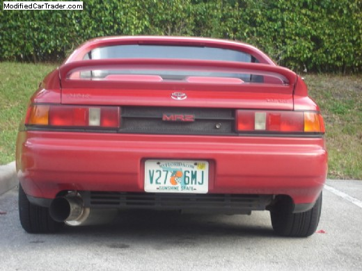 1991 toyota mr2 turbo for sale miami florida. Black Bedroom Furniture Sets. Home Design Ideas