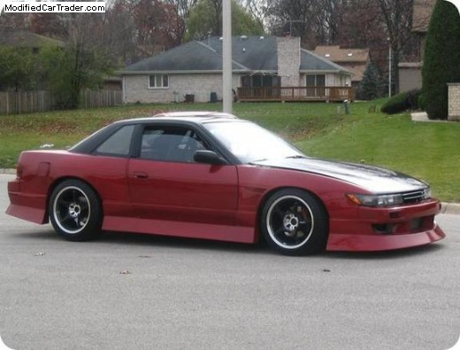 1989 Nissan Silvia S13 For Sale