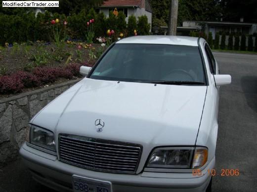 1999 mercedes c230 kompressor for sale north vancouver for Mercedes benz north vancouver