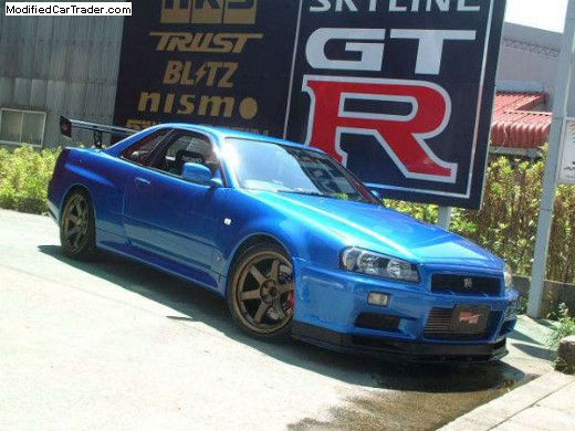 2001 nissan skyline r34 gtr for sale la quinta california. Black Bedroom Furniture Sets. Home Design Ideas