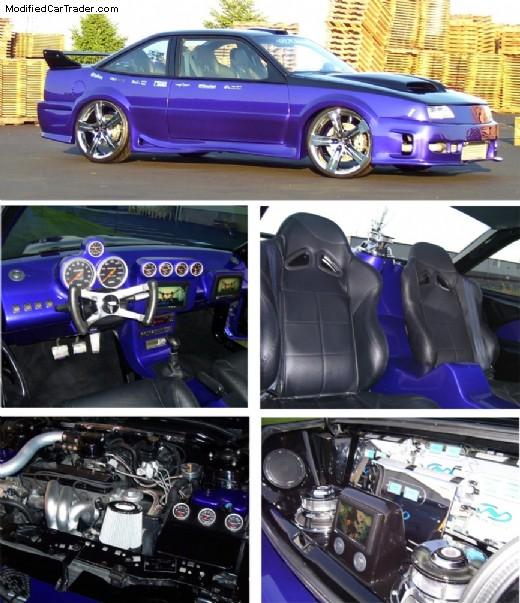 1991 Chevrolet Cavalier For Sale