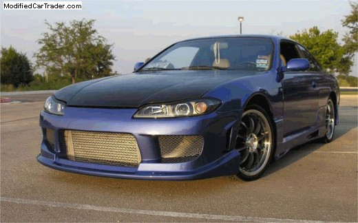 1995 nissan 240sx s14 5 for sale round rock texas. Black Bedroom Furniture Sets. Home Design Ideas