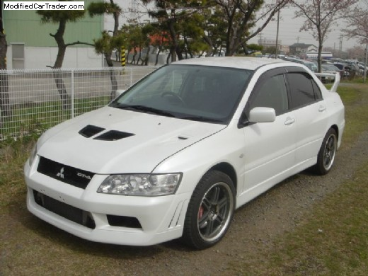 2002 Mitsubishi Lancer EVO GTA For Sale  Glenwood Illinois