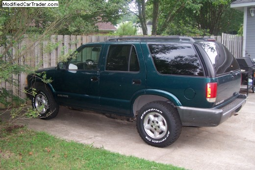 1996 Chevrolet Blazer Ls For Sale Evans Georgia