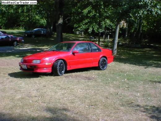 1992 Chevrolet Beretta GTZ For Sale  