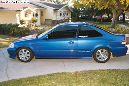 2000 honda civic si for sale upland california. Black Bedroom Furniture Sets. Home Design Ideas
