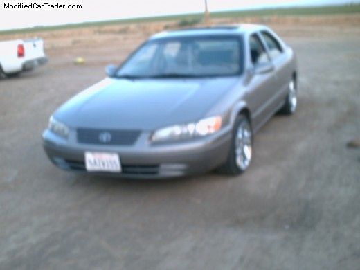 1998 toyota camry xle for sale dos palos california. Black Bedroom Furniture Sets. Home Design Ideas