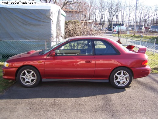 2000 subaru impreza rs for sale newburgh new york. Black Bedroom Furniture Sets. Home Design Ideas