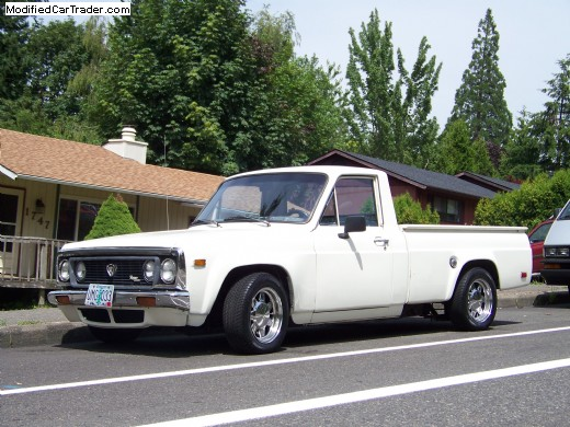 1977 mazda pickup repu for sale damascus oregon. Black Bedroom Furniture Sets. Home Design Ideas