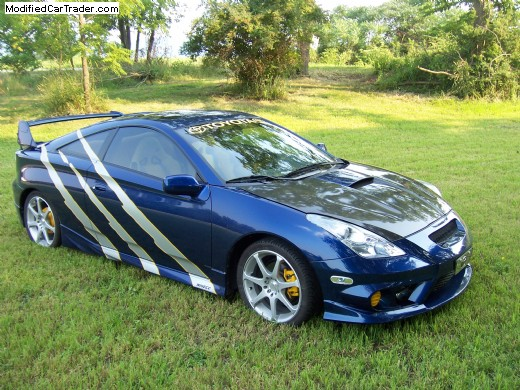 2002 Toyota Celica Gt For Sale Tunkhannock Pennsylvania