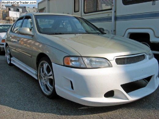 1999 Nissan Altima GXE For Sale  Columbia Pennsylvania