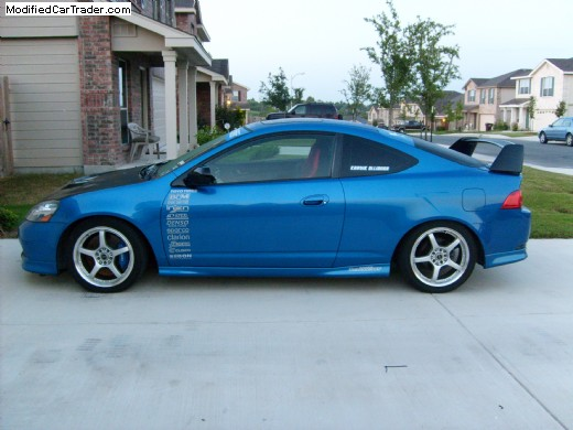 2005 acura rsx type s for sale san antonio texas. Black Bedroom Furniture Sets. Home Design Ideas
