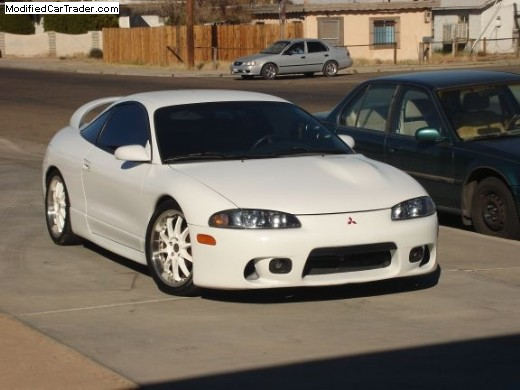 1998 Mitsubishi Eclipse GS-T For Sale | San Diego California
