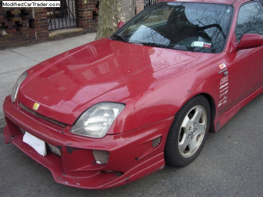 1997 honda prelude for sale brooklyn new york. Black Bedroom Furniture Sets. Home Design Ideas