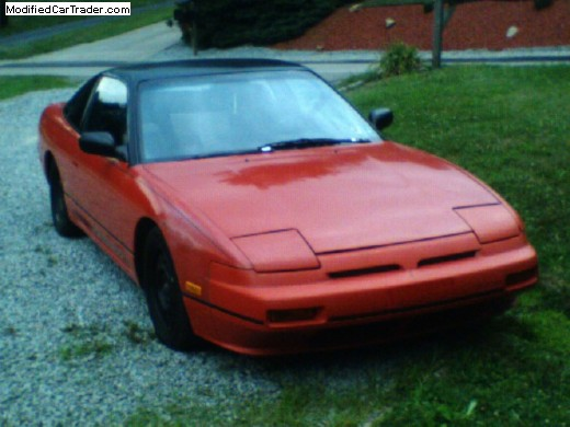 1990 nissan 240sx for sale trafford pennsylvania. Black Bedroom Furniture Sets. Home Design Ideas