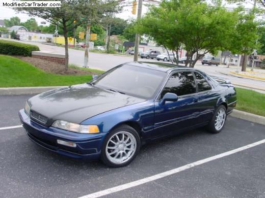 Acura Legend Pm
