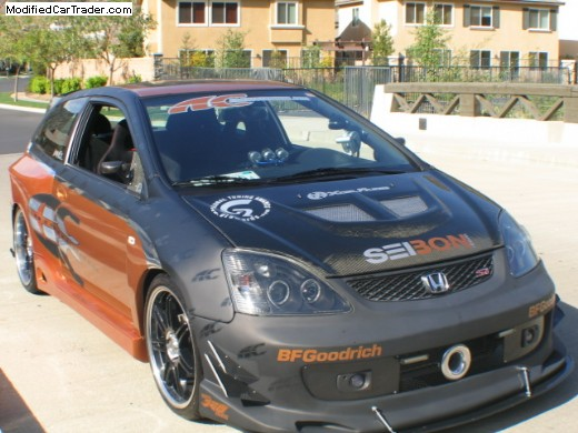 2002 honda civic si for sale azusa california. Black Bedroom Furniture Sets. Home Design Ideas