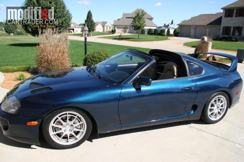 1993 Toyota Supra Turbo Supra Tt Turbo For Sale Goshen