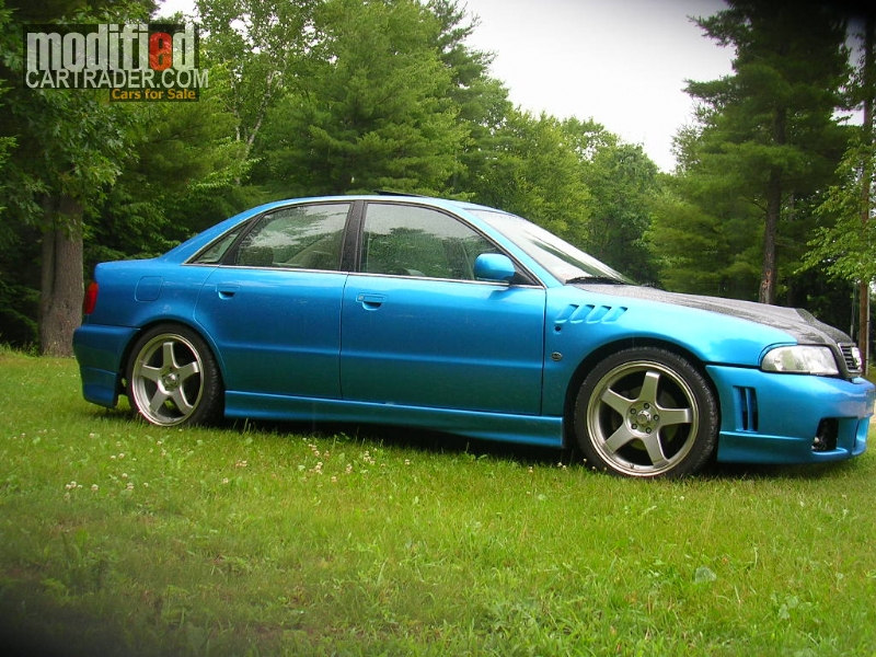 1997 Audi A4 2.8quattro For Sale | strafford New Hampshire