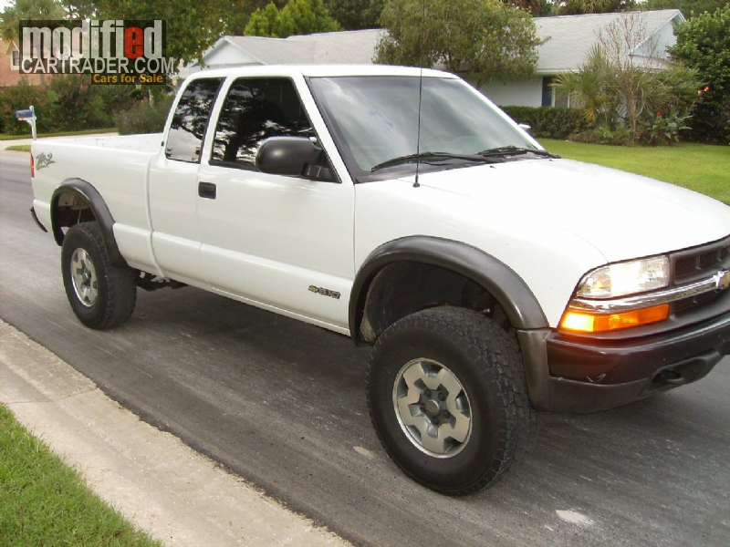 2003 chevrolet chevy s 10 toyota 4x4 s 10 zr2 for sale longwood florida. Black Bedroom Furniture Sets. Home Design Ideas