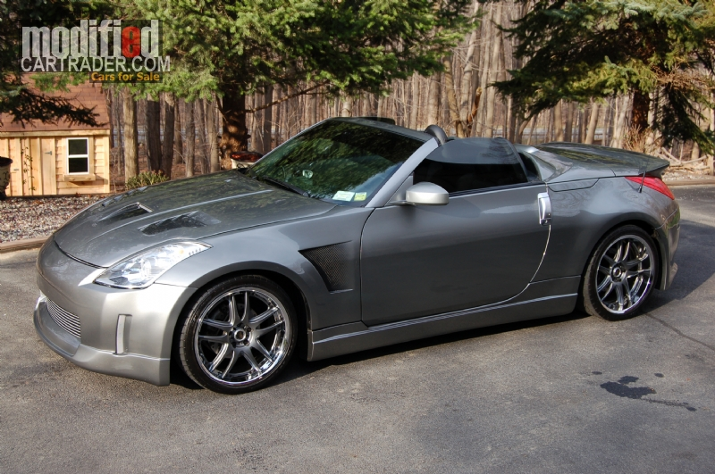 2004 Nissan 350z Drop Top Show Car Convertible For