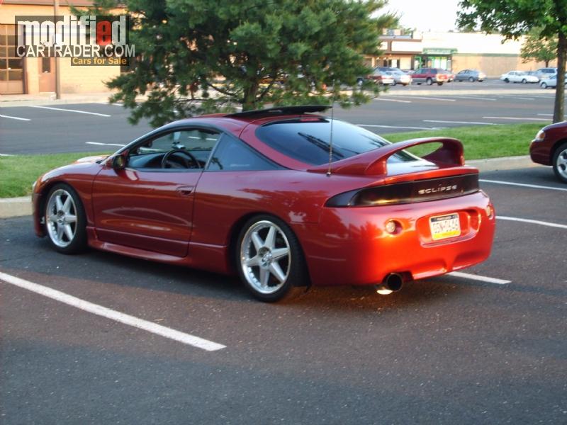 1997 mitsubishi eclipse gst eclipse gst for sale bristol pennsylvania modified car trader