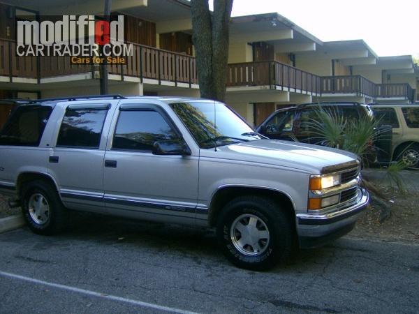 1996 chevrolet tahoe 1500 ls for sale callaway florida. Black Bedroom Furniture Sets. Home Design Ideas