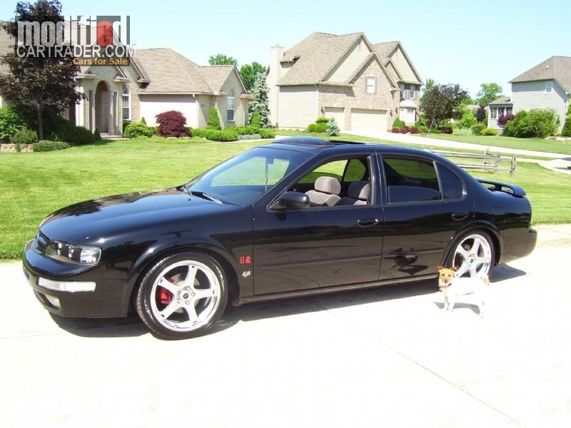 1997 Nissan Ty S Max Maxima Se For Sale Ann Arbor Michigan