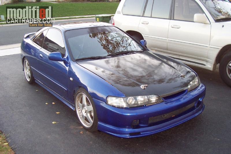 1994 Acura integra gsr supercharged jdm front [Integra] GSR For Sale