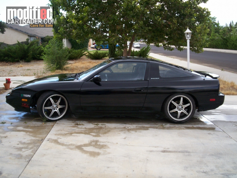 1990 nissan s13 240sx for sale hesperia california. Black Bedroom Furniture Sets. Home Design Ideas